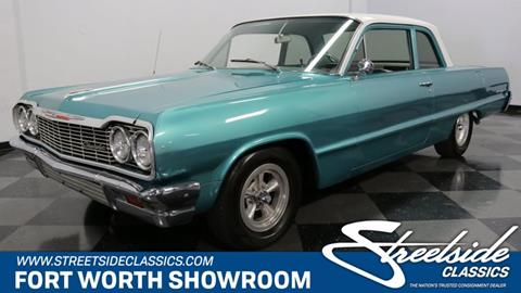 1964 Chevrolet Biscayne for sale in Fort Worth, TX