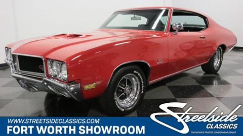 1970 Buick Gran Sport for sale in Fort Worth, TX