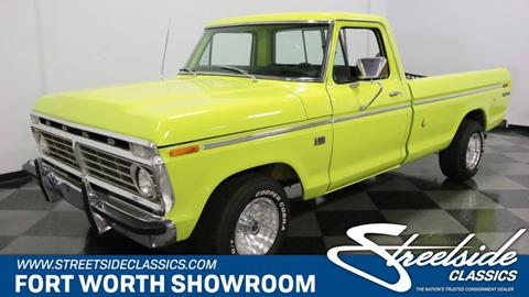 1973 Ford F-100 for sale in Fort Worth, TX