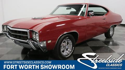 1969 Buick Gran Sport for sale in Fort Worth, TX
