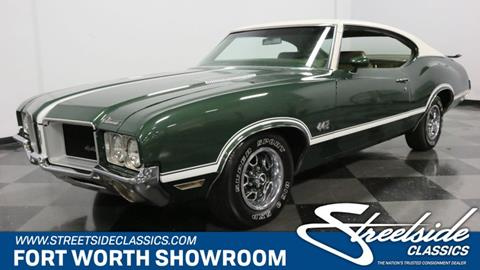 1971 Oldsmobile 442 for sale in Fort Worth, TX