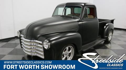 1951 Chevrolet 3100 for sale in Fort Worth, TX