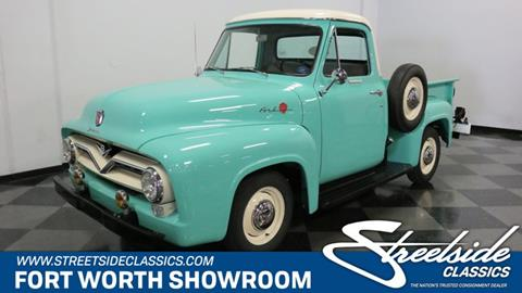 1955 Ford F-100 for sale in Fort Worth, TX