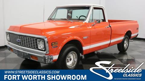 1972 Chevrolet C/K 10 Series for sale in Fort Worth, TX