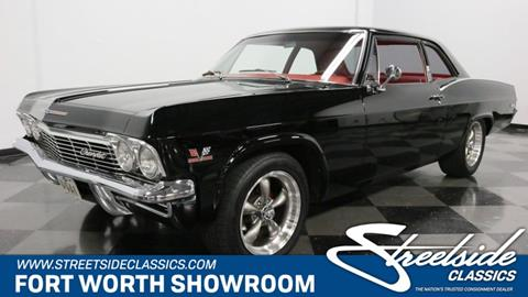 1965 Chevrolet Biscayne for sale in Fort Worth, TX