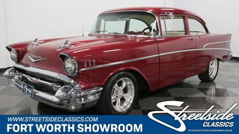 1957 Chevrolet 210 for sale in Fort Worth, TX