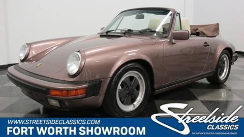 1987 Porsche 911 for sale in Fort Worth, TX
