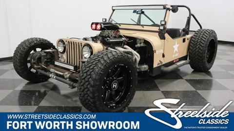 1985 Jeep CJ-7 for sale in Fort Worth, TX
