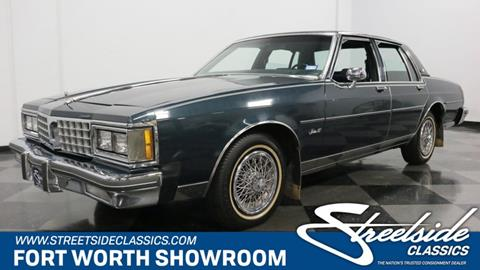 1985 Oldsmobile Delta Eighty-Eight Royale for sale in Fort Worth, TX