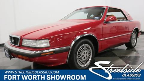 1989 Chrysler TC for sale in Fort Worth, TX