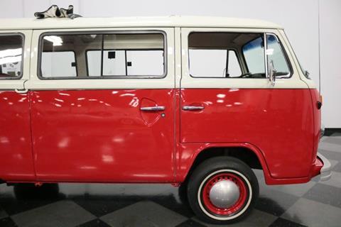 1975 Volkswagen Bus