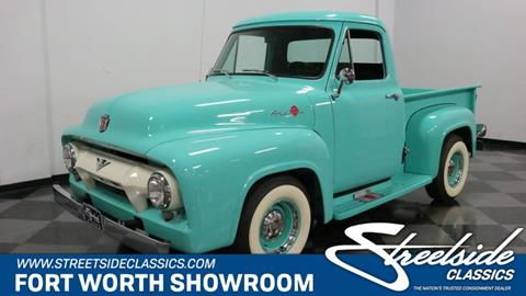 1954 Ford F-100 for sale in Fort Worth, TX