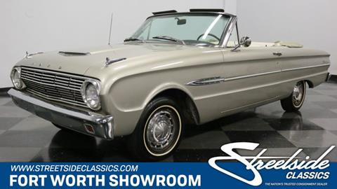 1963 Ford Falcon for sale in Fort Worth, TX
