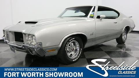 1971 Oldsmobile Cutlass for sale in Fort Worth, TX