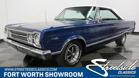 1967 Plymouth Satellite for sale in Fort Worth, TX