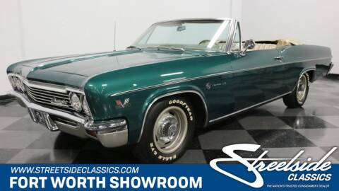 1966 Chevrolet Impala for sale in Fort Worth, TX