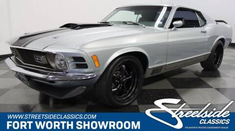 Used 1970 Ford Mustang For Sale In Dallas Tx Carsforsale Com