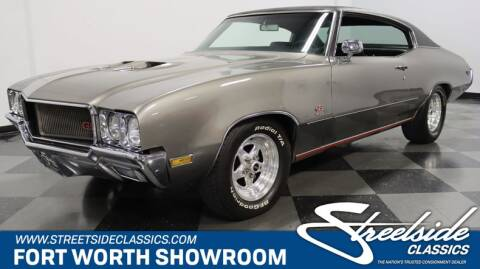 1970 Buick Skylark for sale at Streetside Classics in Fort Worth TX