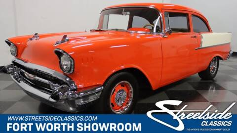 1957 Chevrolet 150 for sale at Streetside Classics in Fort Worth TX