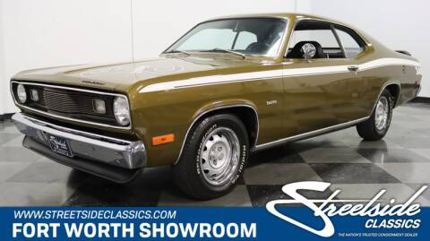 1972 Plymouth Duster for sale at Streetside Classics in Fort Worth TX