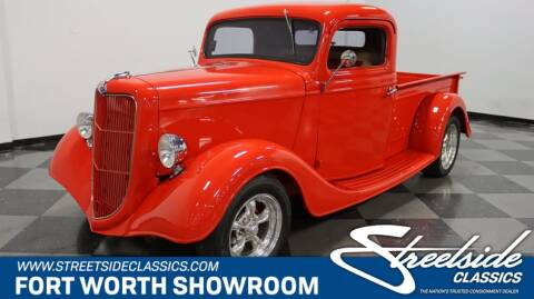 1935 Ford F-150 for sale at Streetside Classics in Fort Worth TX