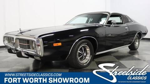 1974 Dodge Charger for sale at Streetside Classics in Fort Worth TX