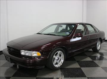 1995 Chevrolet Impala for sale in Fort Worth, TX