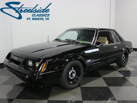 1986 Ford Mustang for sale in Fort Worth, TX