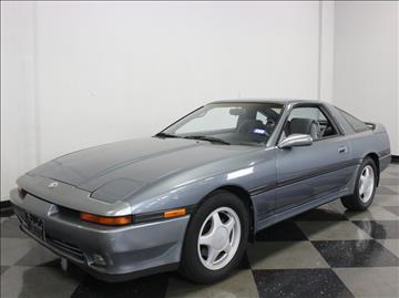 1991 Toyota Supra for sale in Fort Worth, TX