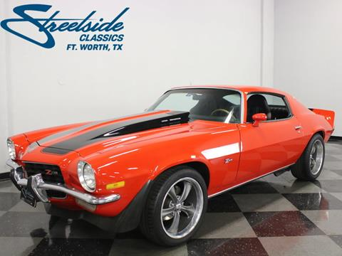 1973 Chevrolet Camaro for sale in Fort Worth, TX