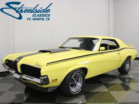 1970 Mercury Cougar for sale in Fort Worth, TX