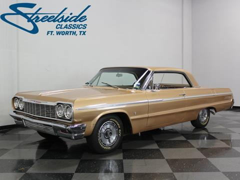 1964 Chevrolet Impala for sale in Fort Worth, TX