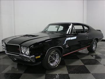 1972 Buick Gran Sport for sale in Fort Worth, TX