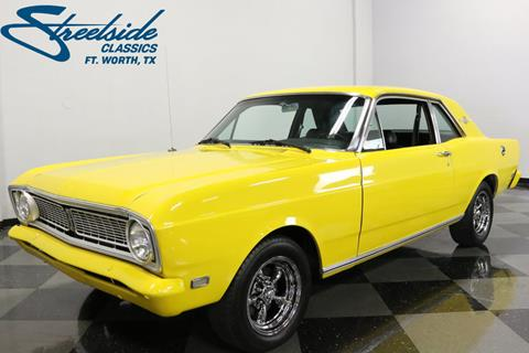 1969 Ford Falcon for sale in Fort Worth, TX