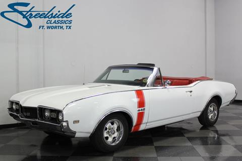 1968 Oldsmobile Cutlass for sale in Fort Worth, TX
