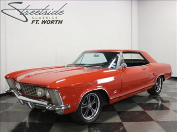 1964 Buick Riviera for sale in Fort Worth, TX