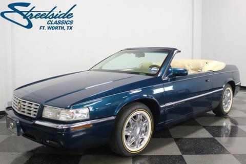 1995 Cadillac Eldorado for sale in Fort Worth, TX