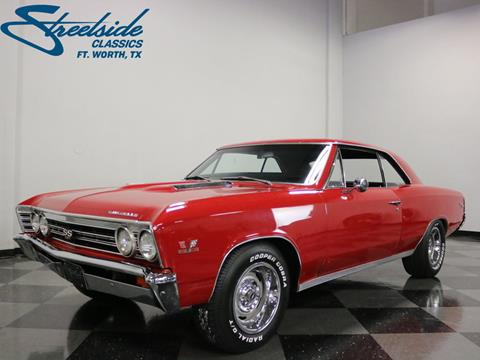 1967 Chevrolet Chevelle for sale in Fort Worth, TX