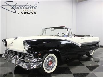 1955 Ford Fairlane For Sale Vermont  Carsforsalecom