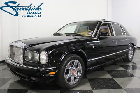 2000 Bentley Arnage for sale in Fort Worth, TX