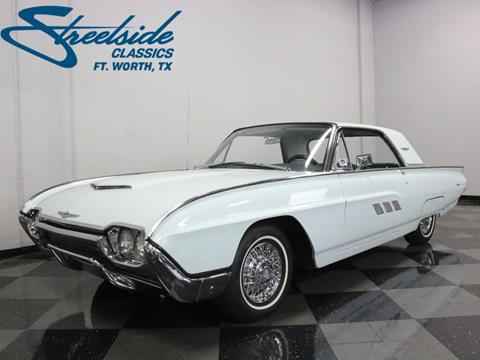 1963 Ford Thunderbird for sale in Fort Worth, TX