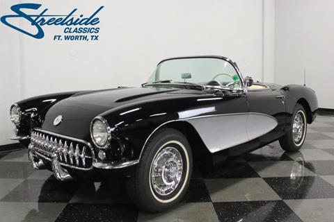 1957 Chevrolet Corvette for sale in Fort Worth, TX