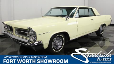 1963 Pontiac Grand Prix for sale in Fort Worth, TX