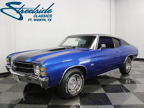 1971 Chevrolet Chevelle for sale in Fort Worth, TX