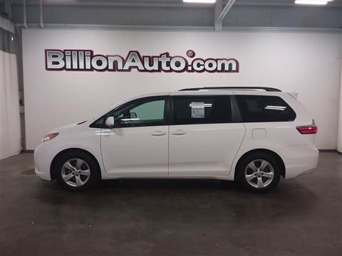 Used Toyota Sienna For Sale >> 2015 Toyota Sienna For Sale In Sioux Falls Sd