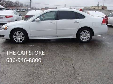 c2ea4fa671f 2011 Chevrolet Impala for sale at The Car Store Saint Charles in Saint  Charles MO