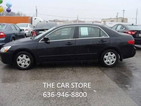 2005 Honda Accord for sale in Saint Charles, MO