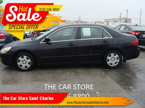 2005 Honda Accord for sale in Saint Charles, MO