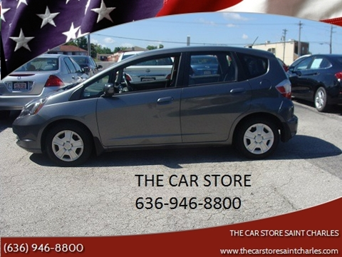 2013 Honda Fit for sale in Saint Charles, MO