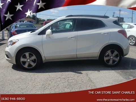 2013 Buick Encore for sale in Saint Charles, MO